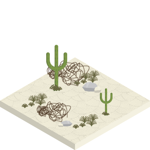 Barren Land (Rock/Sand/Clay)